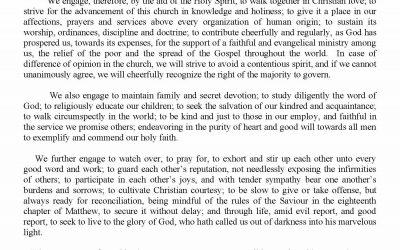 Church Bulletin Sunday, April 26, 2020