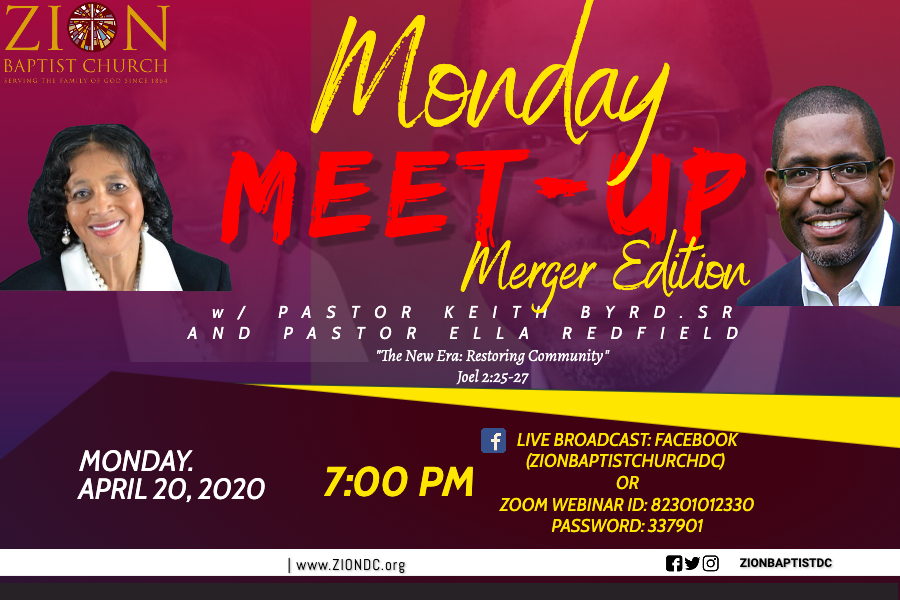 "Monday Meet Up ""The Merger Edition"""