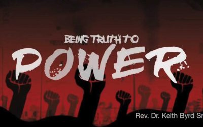 Being Truth To Power