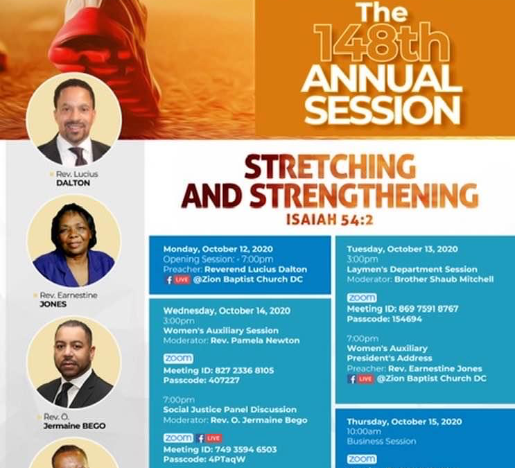THE 148th ANNUAL SESSION