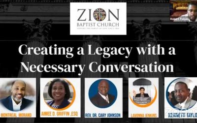 Creating A Legacy With A Necessary Conversation