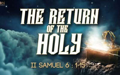 The Return To The Holy