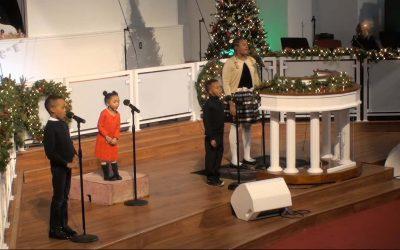 Zion Christmas Eve Service